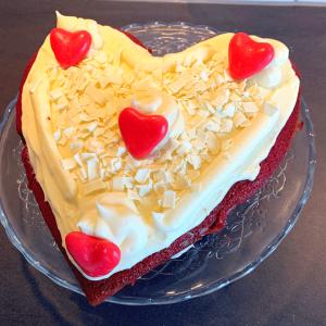 videoworkshop red velvetcake
